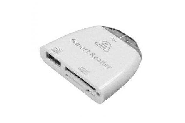 USB-переходник + карт-ридер для Acer Iconia Tab B1-720/B1-721