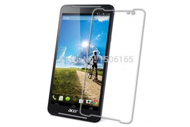 Фирменная оригинальная защитная пленка для телефона Acer Iconia Talk S A1-724 глянцевая