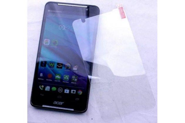 """Фирменное защитное закалённое противоударное стекло премиум-класса из качественного японского материала с олеофобным покрытием для планшета Acer Iconia Talk S A1-724 (NT.L7ZEE.001 / Q6YQ) 7.0"""""""