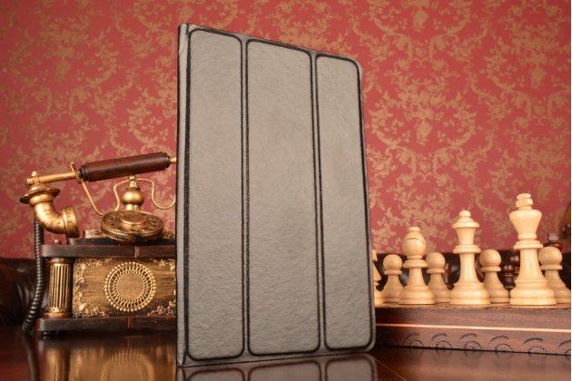 Чехол с вырезом под камеру для планшета Acer Iconia Tab A700/A701 с дизайном Smart Cover ультратонкий и лёгкий. цвет в ассортименте