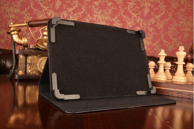 Чехол-обложка для планшета Acer Iconia Tab A700/A701 с регулируемой подставкой и креплением на уголки