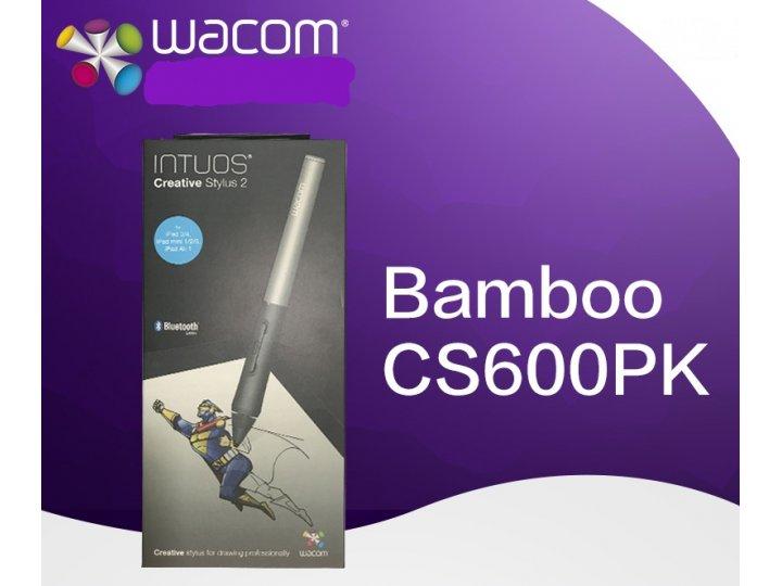Активный цифровой емкостной стилус-перо-ручка Wacom CS600PK с тонким наконечником для ipad1 / ipad2 /ipad3/ iP..