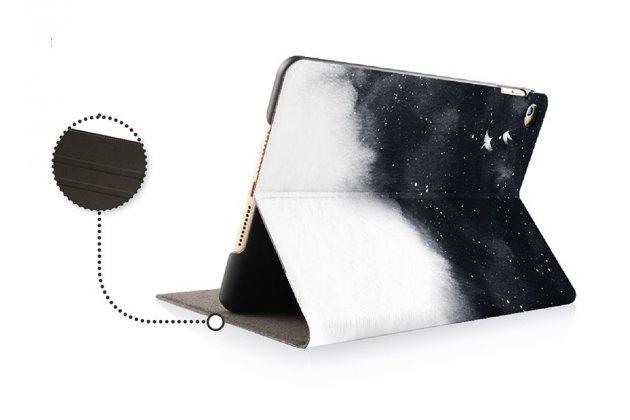 """Фирменный уникальный необычный чехол-подставка для iPad Pro 12.9  тематика """"Игра Разума"""""""