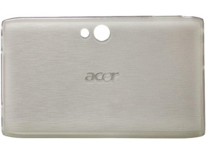 Чехол для Acer A100/A101 противоударный прозрачный..